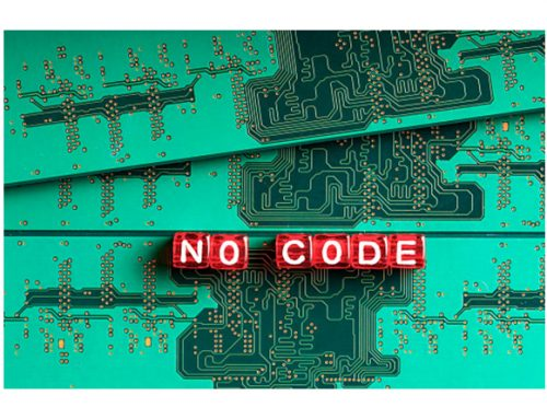 Embracing low code, no code